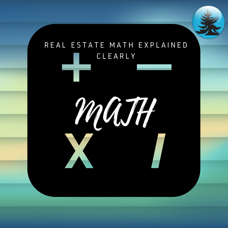 Real Estate Math Walk-Through Part 1 to help you get that WV Real Estate License